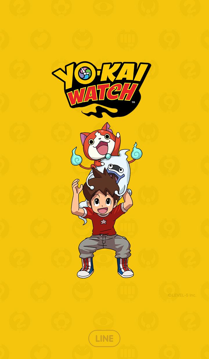 ธีมไลน์ YO-KAI WATCH