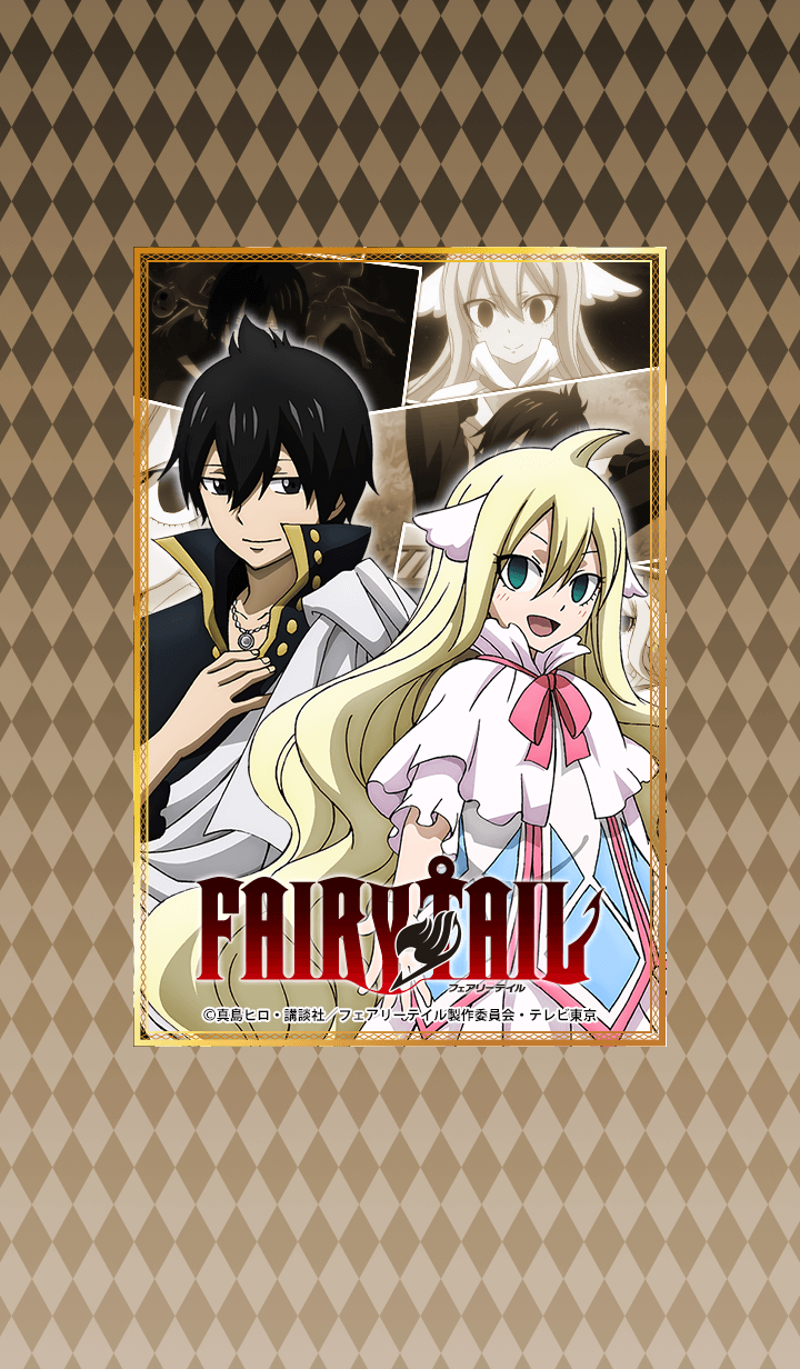 ธีมไลน์ TV Anime FAIRY TAIL Vol.14
