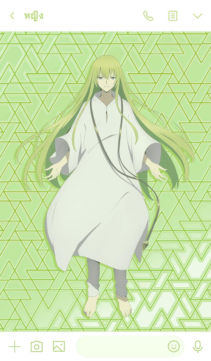 ธีมไลน์ Fate/Grand Order:Babylonia 3