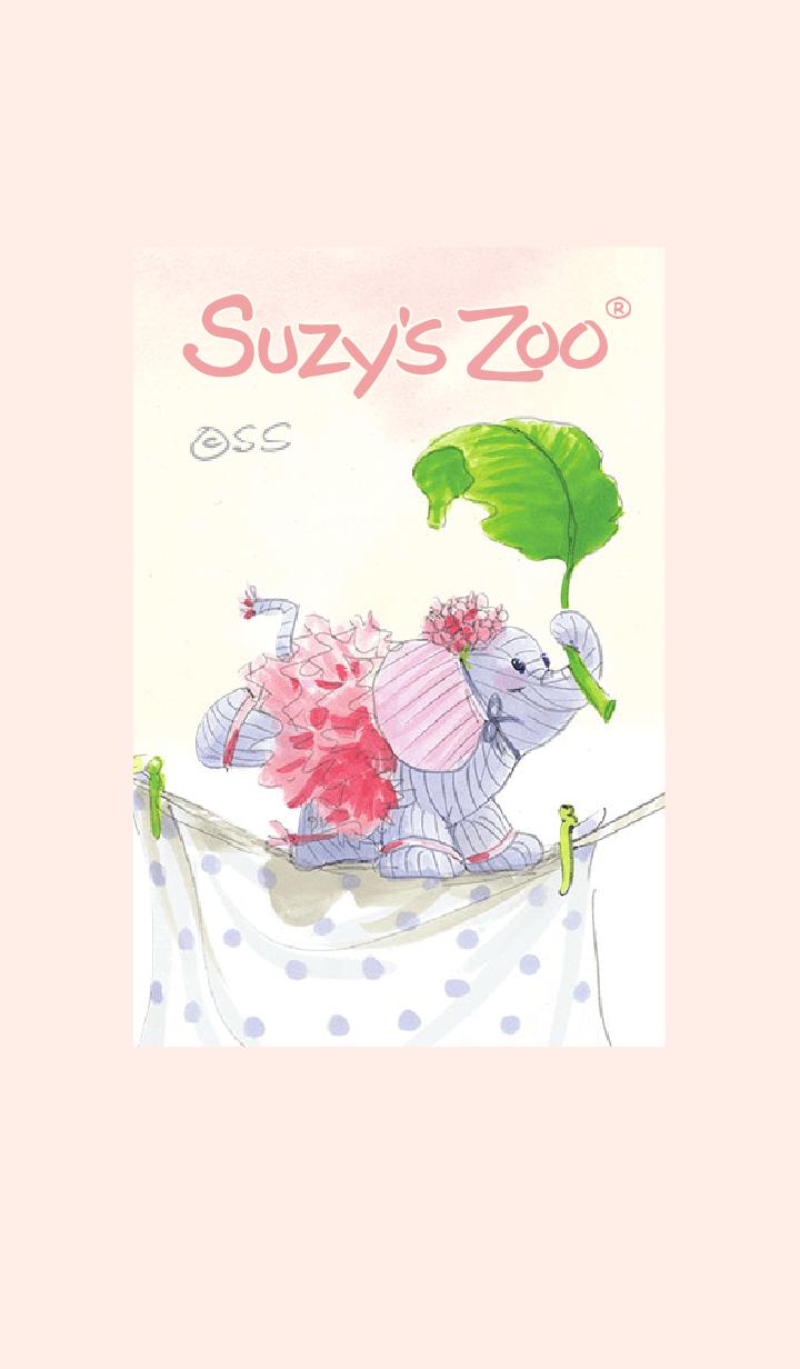 ธีมไลน์ Suzy's Zoo 9