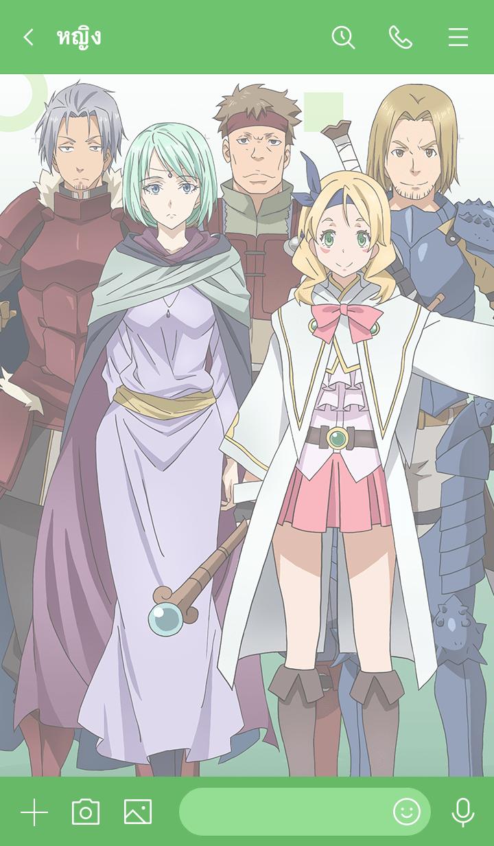 """ธีมไลน์ Theme of """"Tensura Characters ver.5"""""""