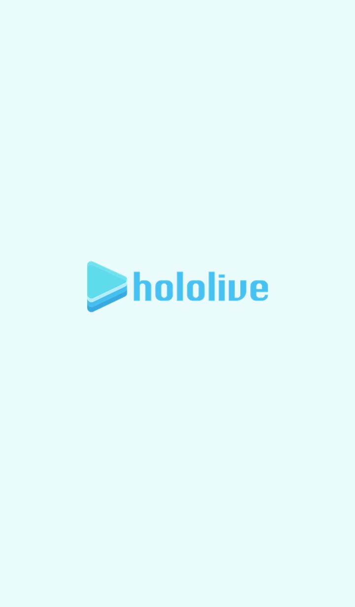 ธีมไลน์ hololive Theme vol.1