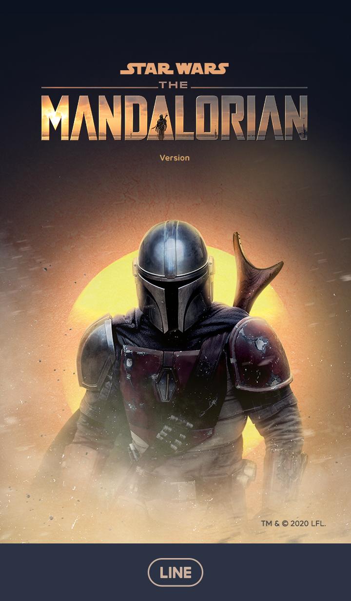 ธีมไลน์ The Mandalorian