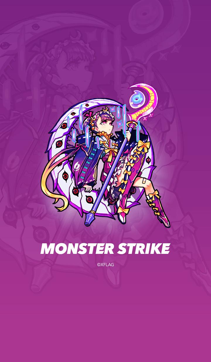 ธีมไลน์ MONSTER STRIKE Tsukuyomi