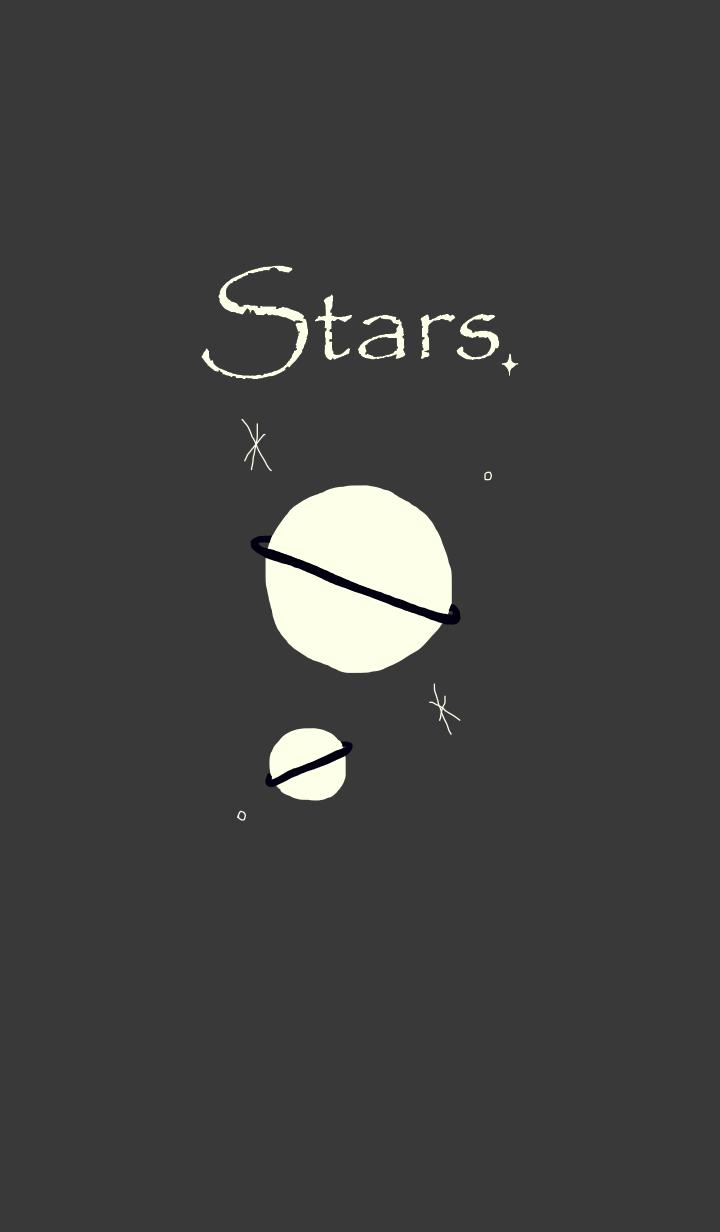 【主題】stars.