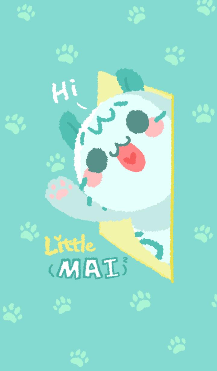 【主題】宅宅貓-麥麥口味