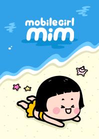 Mobile Girl, MiM - v2