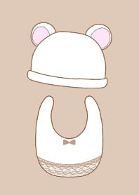 Baby goods~beige brown