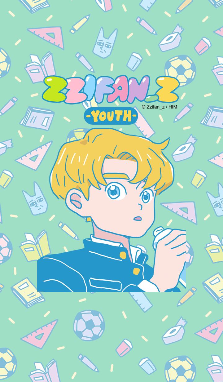 【主題】Zzifan_z 少年日常