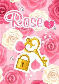 ธีมไลน์ Rose4