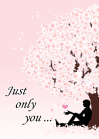 For lovers~Cherry blossoms~boy ver.
