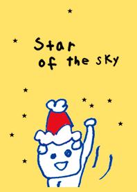 ดาวของท้องฟ้า