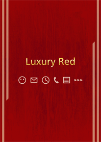 Luxury Red colour