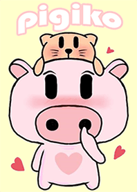 pigiko Faxcy| elPortale | Sell LINE Sticker, Sell LINE Theme