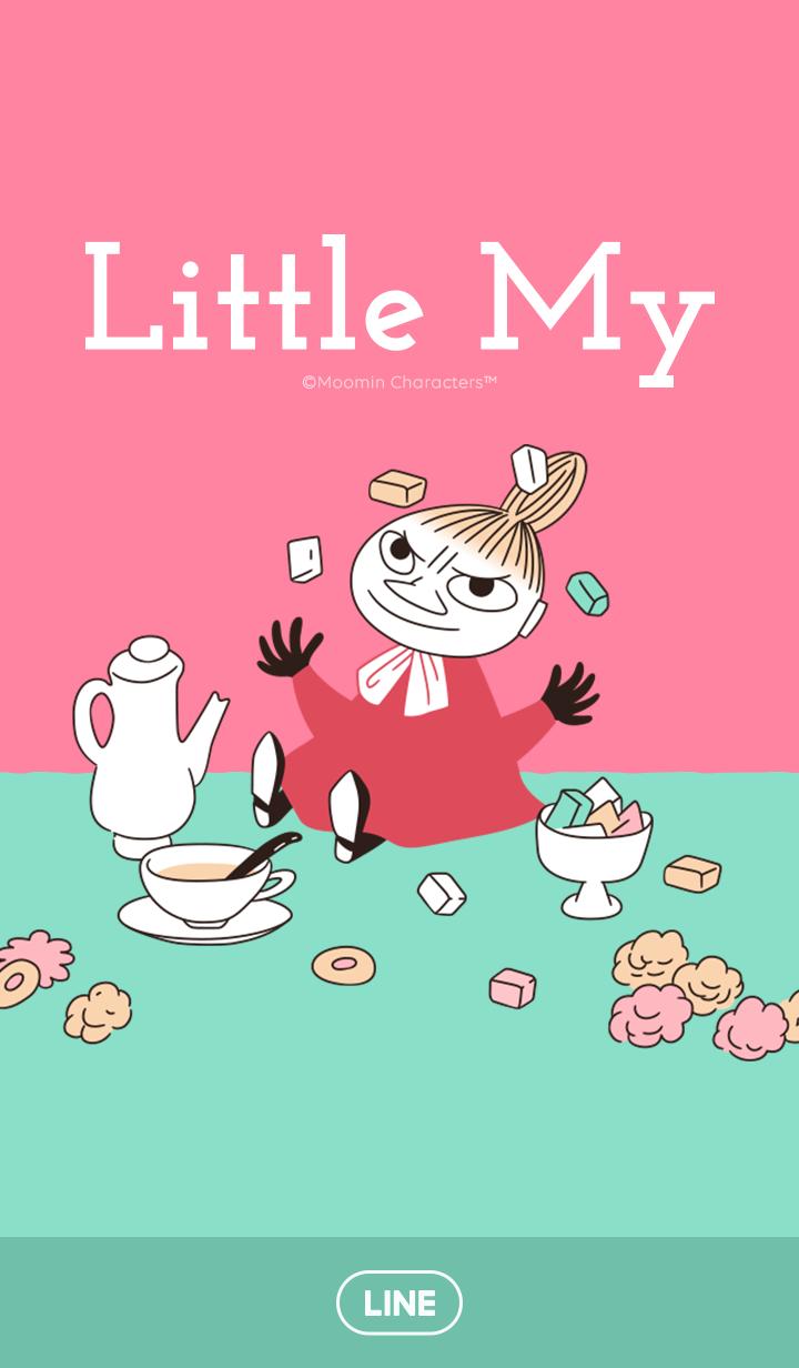 【主題】Little My 午茶時光