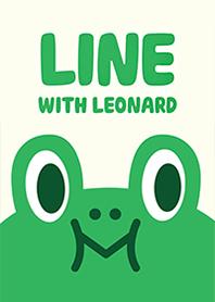 Free Download Line Theme | Leonard