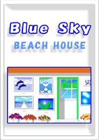 BEACH HOUSE Blue sky vol.17