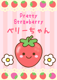pretty strawberry