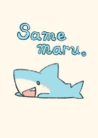 "Cuddly Shark ""Samemaru..."