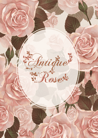 Antique Rose vious