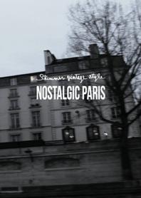 Nostalgic Paris