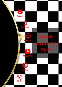 Simple luxury theme 8