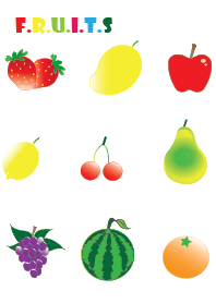 Fruits Theme v.1
