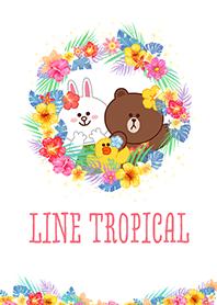 LINE ทรอปิคอล
