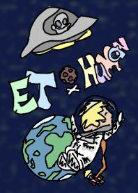 ET x human