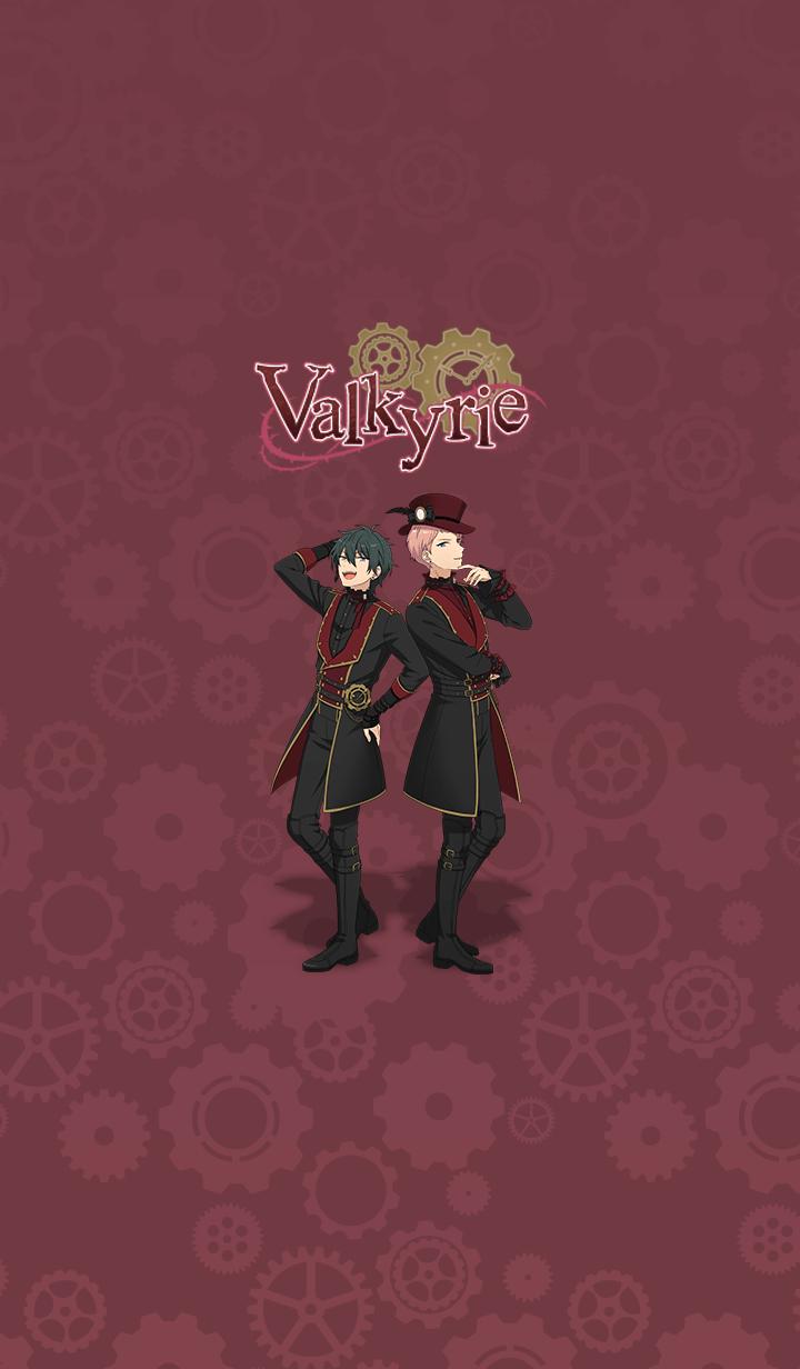 【主題】Valkyrie(Ensemble Stars!)