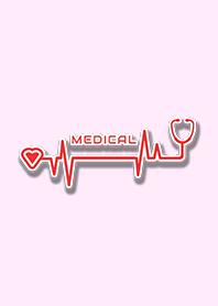 Medical Cute - Pink