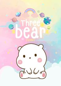 เจ้าหมีขี้เล่น กาแล็กซี่ วาดฝัน