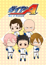 Ace of Diamond 3