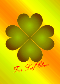 New Four Leaf Clover Green 5
