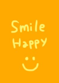 ธีมไลน์ happy smile theme