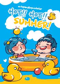 เล่นน้ำกัน!