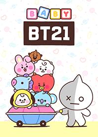 BT21 เบบี๋ผู้น่ารัก