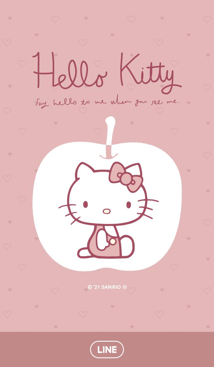 【主題】Hello Kitty 煙燻粉