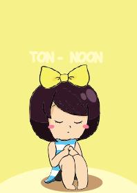 Ton-Noon -Ton-Noon cute girl.