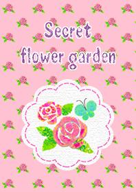 Secret flower garden