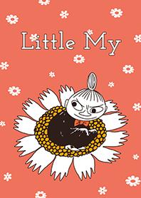Little My ธีมเรียบง่าย