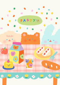 have a party day :0)