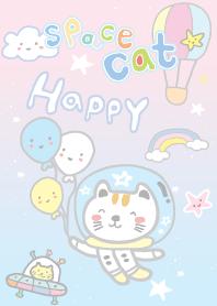 แมวอวกาศ ในวันฟ้าหวาน