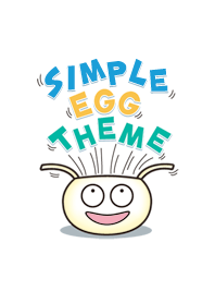 Simple egg theme