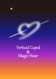 Vertical Cupid & Magic Hour
