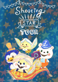 WORLD OF PAON_Shooting star tour