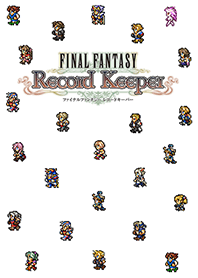 ธีมไลน์ FINAL FANTASY Record Keeper