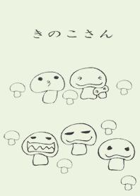 Mr. mushroom