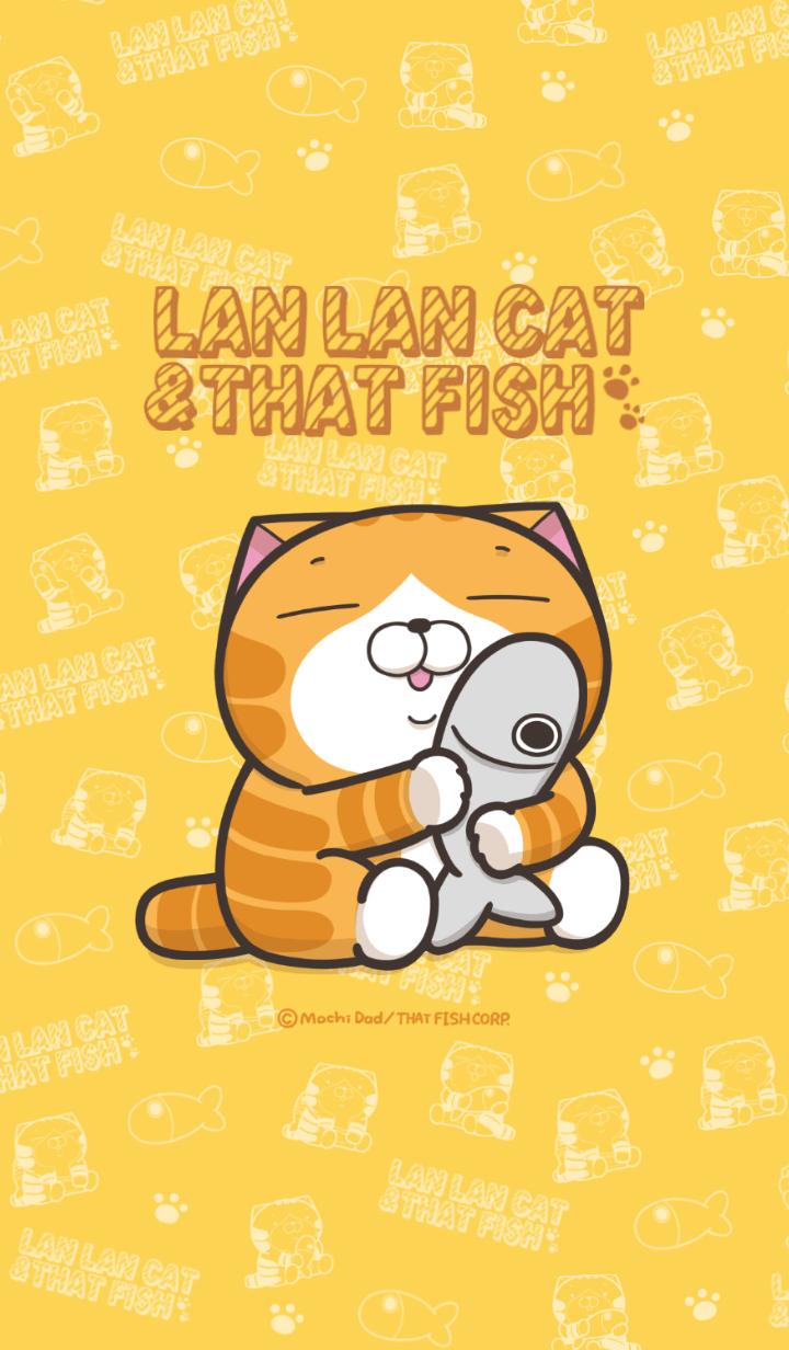 【主題】臭跩貓愛嗆人5☆愛魚魚的白爛貓♥