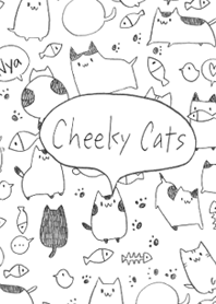 Cheeky Cats